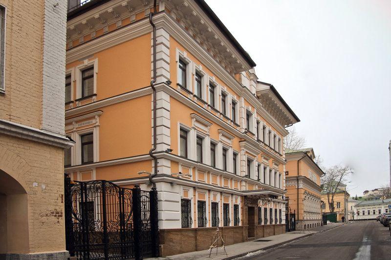 бизнес-центр 1-й Монетчиковский пер., 3 с1