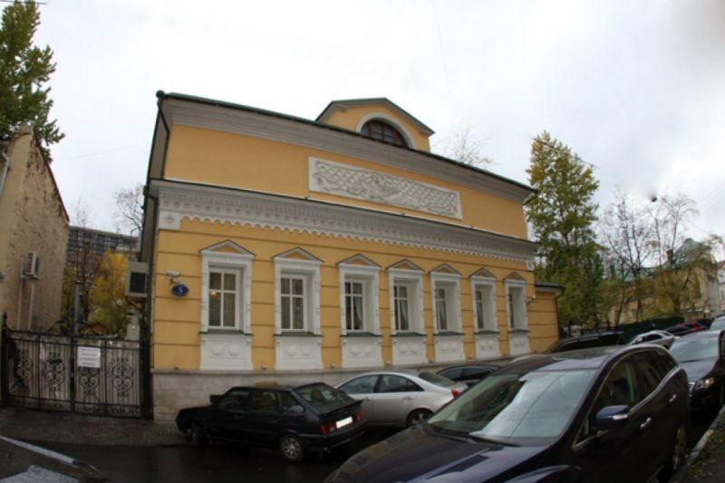 бизнес-центр 1-й Монетчиковский пер., 5 с1