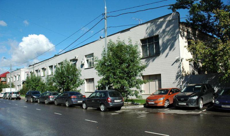 бизнес-центр 1-й пр-д Перова Поля, 8