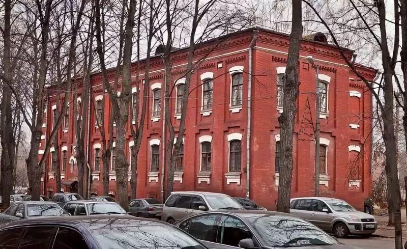 бизнес-центр 1-й Рижский пер., 4 с1