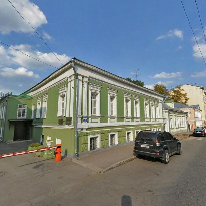 бизнес-центр 1-й Спасоналивковский пер., 6