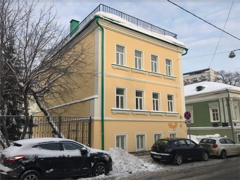 бизнес-центр 1-й Спасоналивковский пер., 8 с2