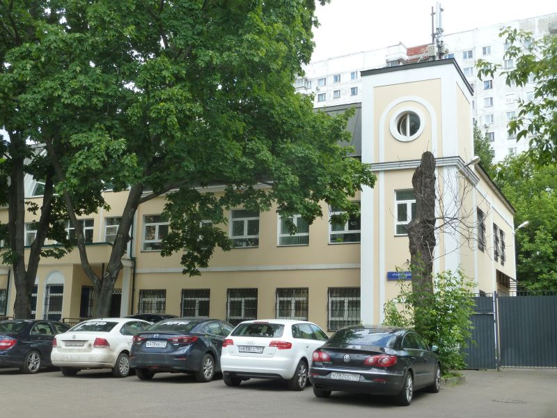бизнес-центр 1-й Стрелецкий пр-д, 16