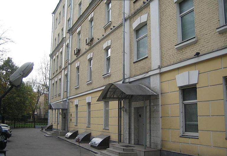 бизнес-центр 1-й Хвостов пер., 3А с2