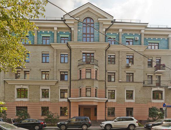 бизнес-центр 1-й Щипковский пер., 30