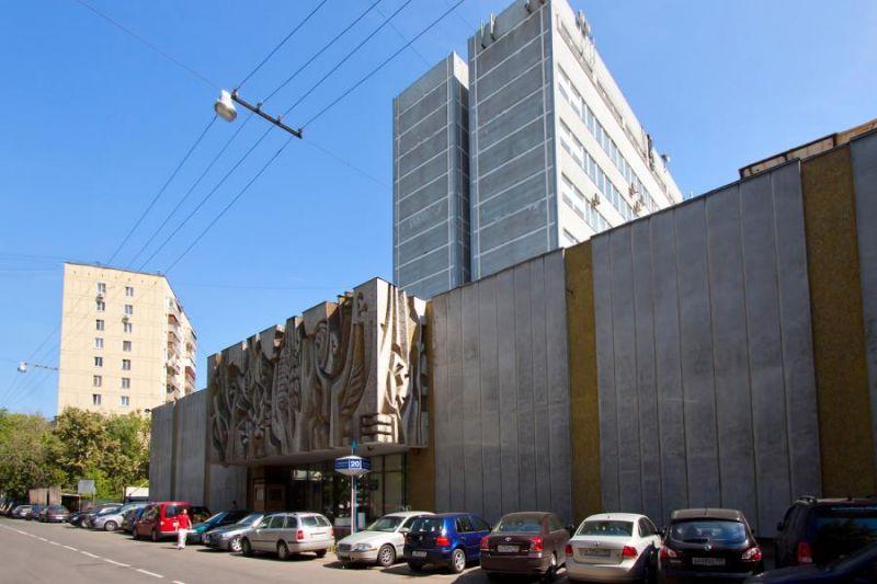 бизнес-центр 1-й Щипковский пер., 20