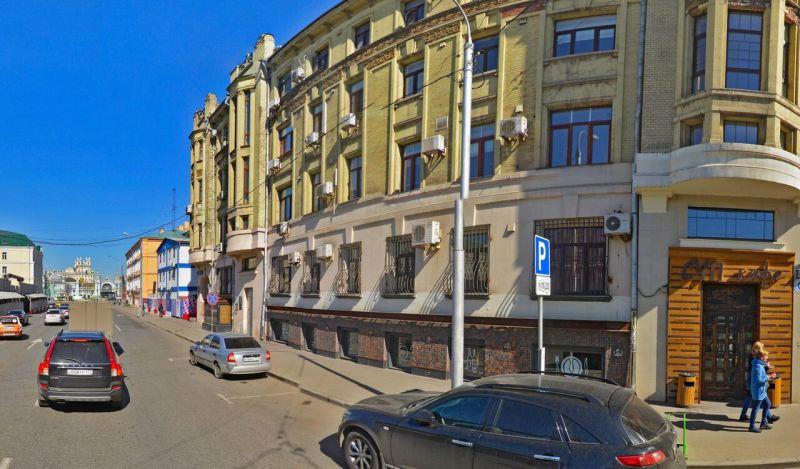 бизнес-центр 1-я Брестская ул., 62