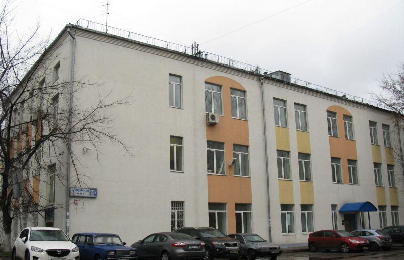бизнес-центр 1-я Владимирская ул., 10