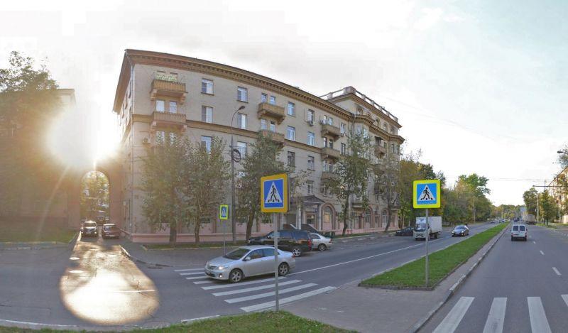 бизнес-центр 1-я Владимирская ул., 4