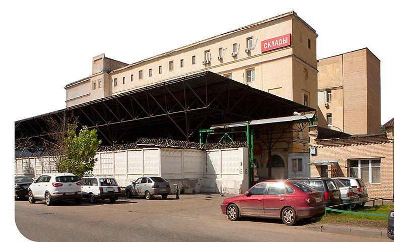 бизнес-центр 1-я Магистральная ул., 16 с1