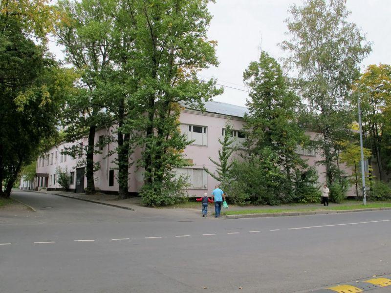 бизнес-центр 1-я Останкинская ул., 33
