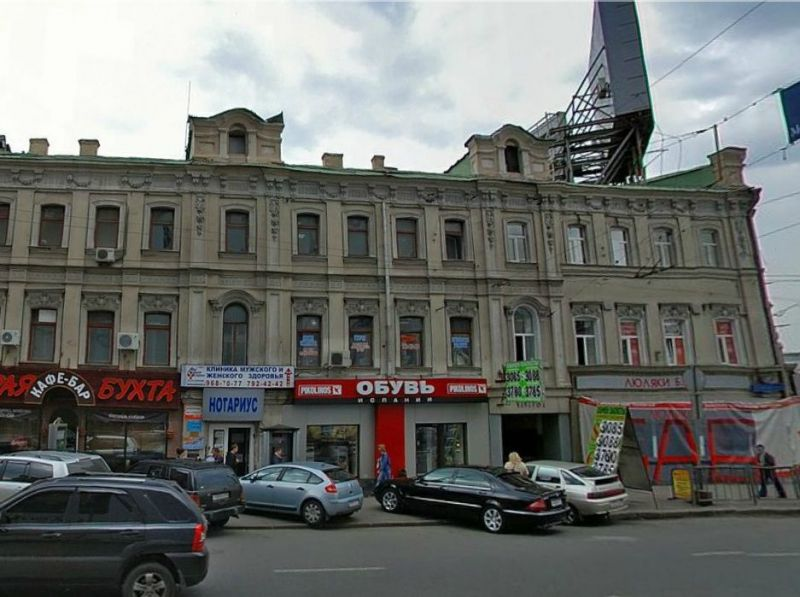 бизнес-центр 1-я Тверская-Ямская ул., 29 с1