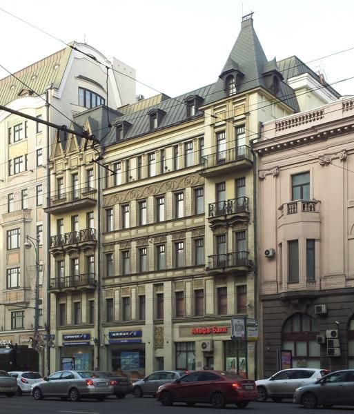 бизнес-центр 1-я Тверская-Ямская ул., 32