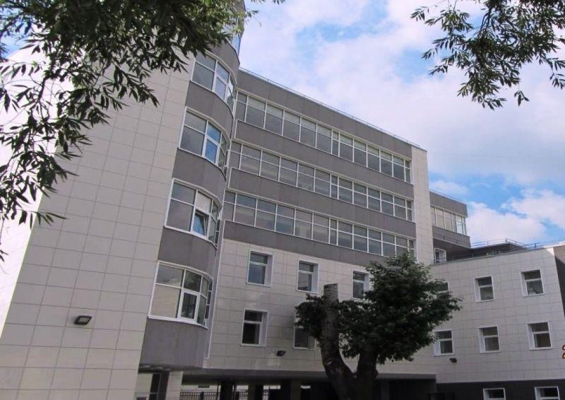 бизнес-центр 12-й пр-д Марьиной Рощи, 9 с1