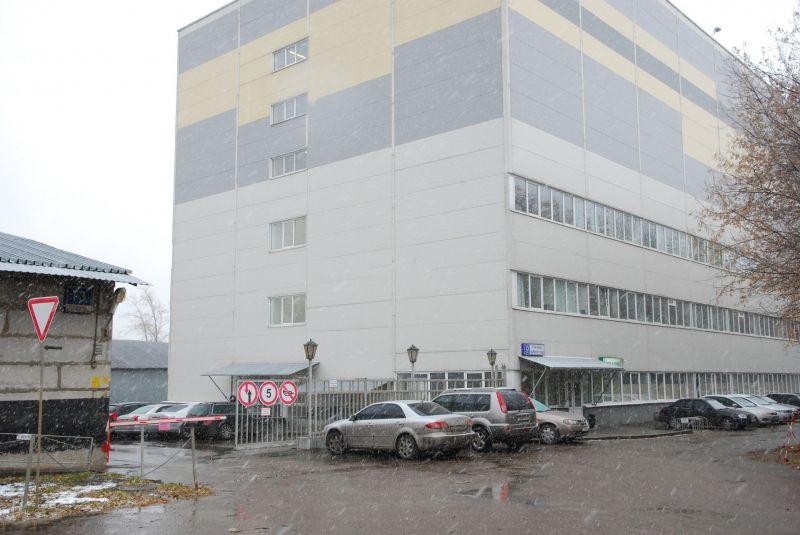 бизнес-центр 17-й пр-д Марьиной Рощи, 13 с5
