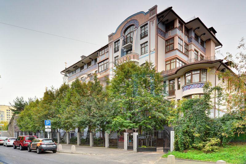 бизнес-центр 2-й Вражский пер., 1 к1