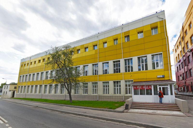 бизнес-центр 2-й Кожуховский пр-д, 12 с2