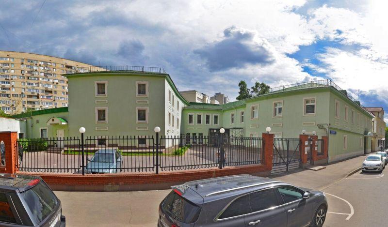 бизнес-центр 2-й Крутицкий пер., 18 с1