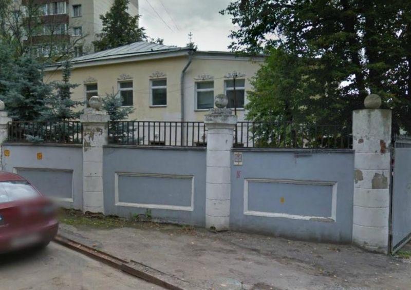 бизнес-центр 2-й Мосфильмовский пер., 5
