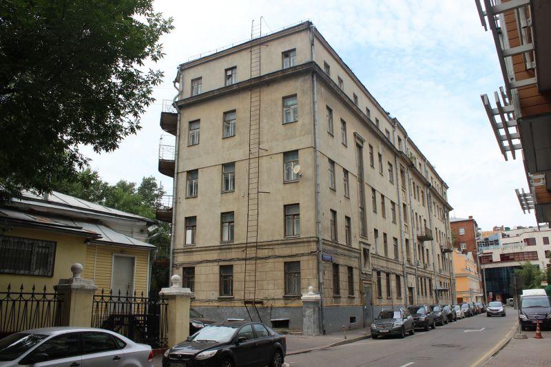 бизнес-центр 2-й Неопалимовский пер., 3