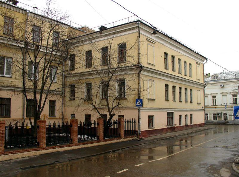бизнес-центр 3-й Кадашёвский пер., 6