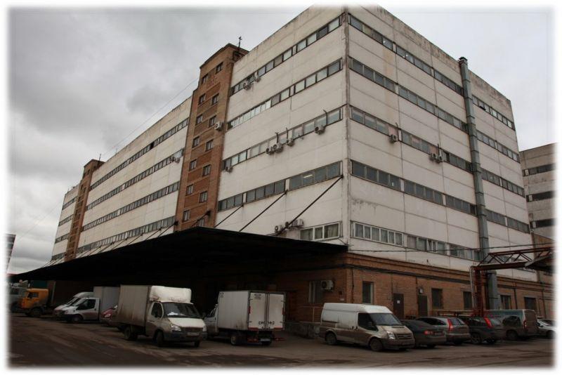 бизнес-центр 3-й пр-д Перова Поля, 4а