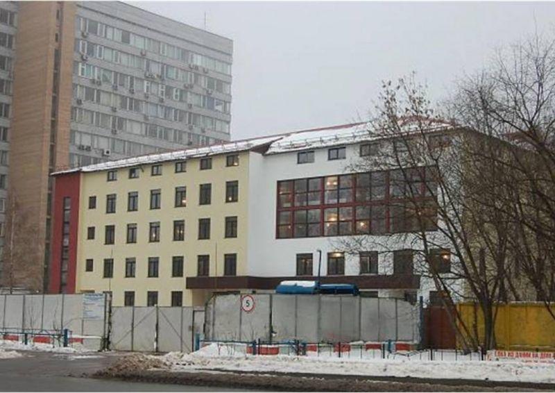бизнес-центр 3-я Хорошёвская ул., 16к1 с1