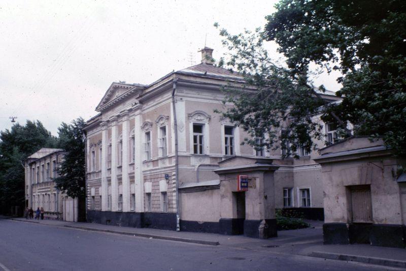 бизнес-центр 5-й Монетчиковский пер., 11 с6