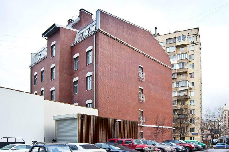 бизнес-центр 5-й Монетчиковский пер., 16