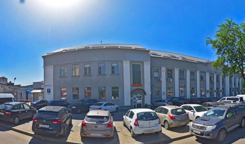 бизнес-центр Автозаводская ул., 25