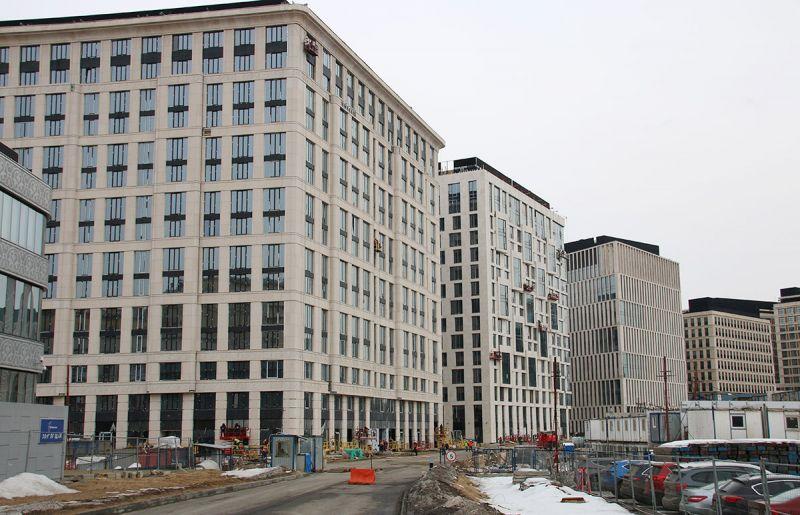 бизнес-центр Арена-Парк - Ленинградский пр-т, 36 к2