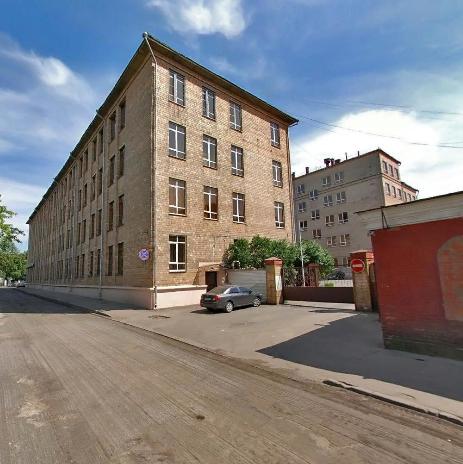 бизнес-центр Бастион Капитал - ул. Добролюбова, 3 с1