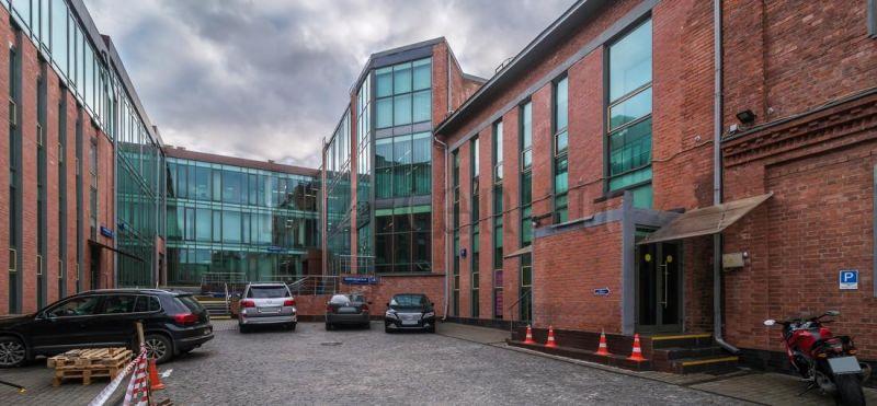 бизнес-центр Stendhal, бизнес-центр