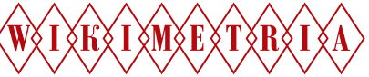 логотип Wikimetria